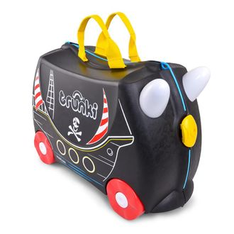 Чемодан на колесиках Педро Пират TRUNKI Pedro the Pirate Ship