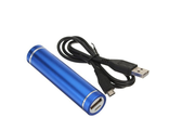 Портативное зарядное устройство Power Bank 2600 Blue