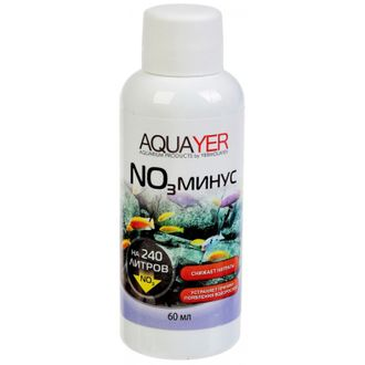 AQUAYER NO3 минус 100 мл
