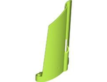 Technic, Panel Fairing #21 Large Long, Small Hole, Side B, Lime (44351 / 4277098)