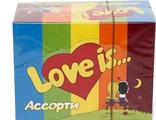 """Блок """"Love is"""" ассорти"""