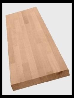 Купить мебельный щит из сосны недорого - Цена в Москве