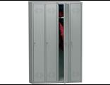 Шкаф металлический для одежды LS(LE)-41
