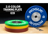 90KG Color Training Plate.