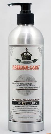 BREEDER CARE SHORTHAIRS шампунь-концентрат 50 мл