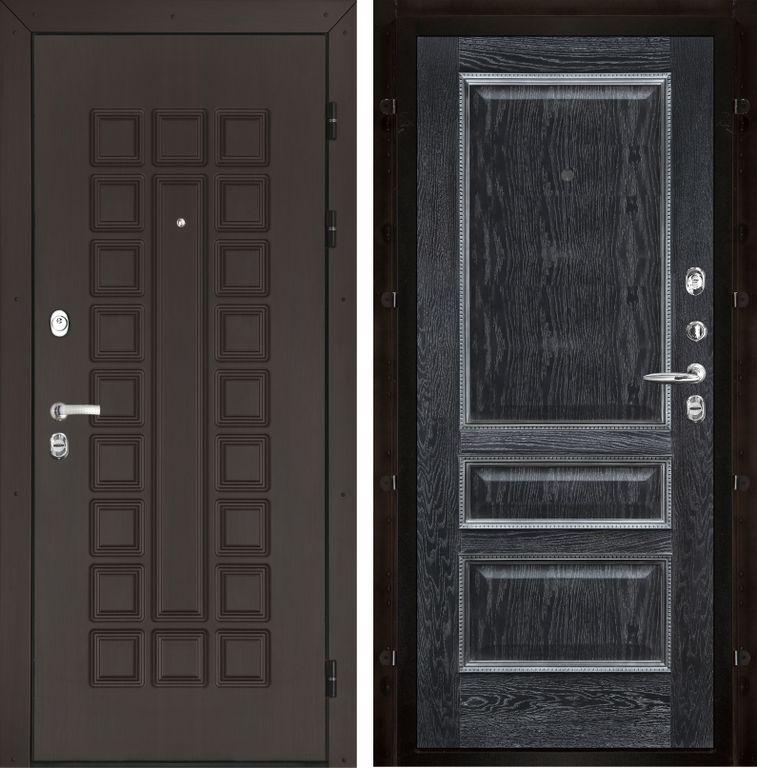 металлические двери на проем 90 мм