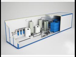 Очистные сооружения Комплексная система водоподготовки ВЗУ