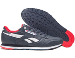 Reebok Classic Leather Dark Blue/Red (47-50)