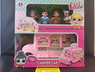 Куклы Lol surprise Under Wraps Капсулы первой волны