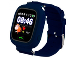 Smart Baby Watch (G72) с wi fi синие