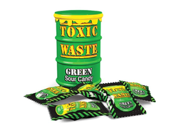 Toxic Waste Green 42 g (США)