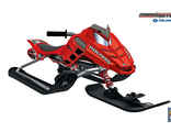 37005 Снегокат Snow Moto Polaris Rush Red