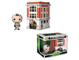 Фигурка Funko POP!: Town: Ghostbusters: Peter with House