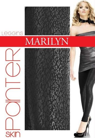 Legginsy Jenifer 347 panter skin