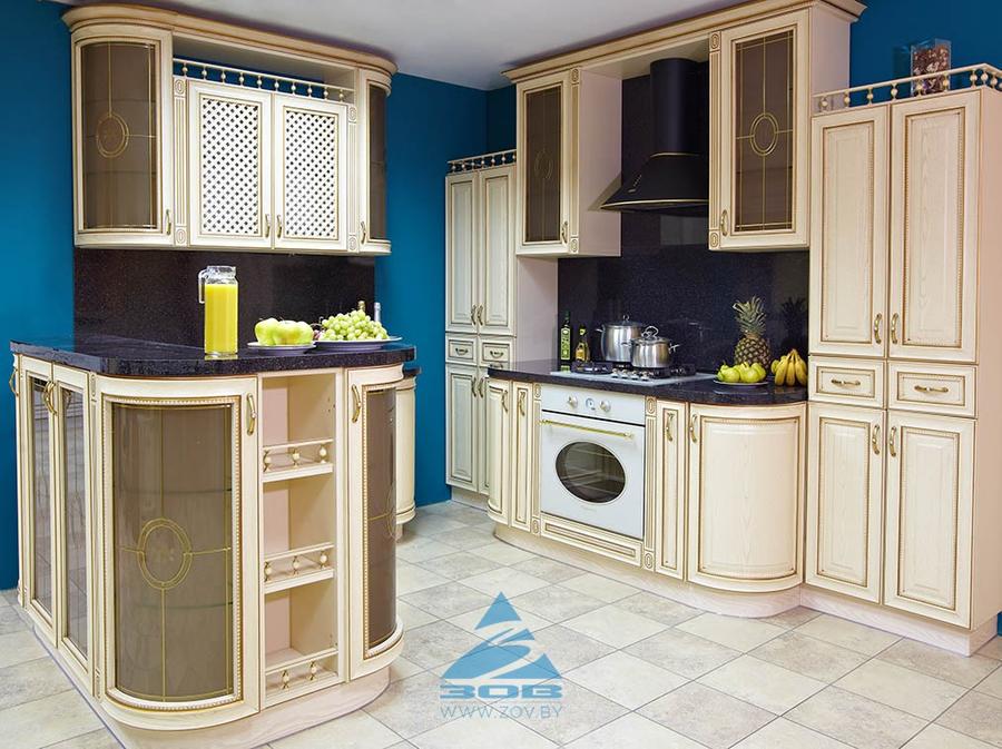 Мы являемся официальным дилером белорусских фабрик по производству кухонной мебели - зов, elegrum