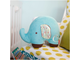 Плюшевый слон Skip Hop Alphabet Zoo Plush Toy Elephant