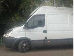 Iveco Daily 35S 1999-2005 дефлекторы окон, к-т