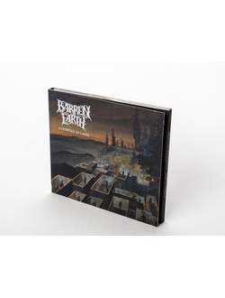 Barren earth -  A complex of cages CD Digi