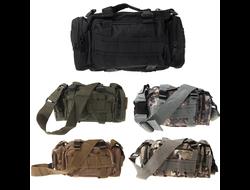 Многофункциональная сумка, на пояс и через плечо (разные цвета)