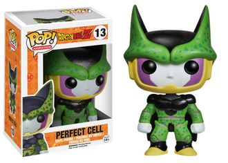Фигурка Funko POP! Vinyl: Dragonball Z: Perfect Cell