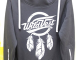 Худи WildVest Dreamcatcher Аnthracite