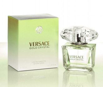 "Versace ""Gold Crystal"" for women 90ml"