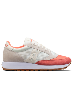 Женские Кроссовки Saucony Jazz Original Coral/Cream