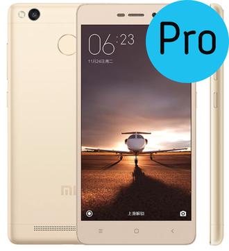 Смартфон Redmi 3 Pro gold