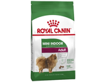 Royal Canin Mini Indoor Adult Роял Канин Мини Индор корм для собак мелких пород, живущих преимущественно дома, 0,5 кг