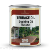 Масло для террас TERRACE OIL – DECKING OIL NATURAL