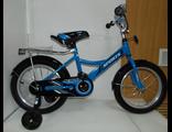 """велосипед детский 16"""" ht-16133 двухколессный"""