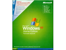 Электронная лицензия Windows XP home edition Onlin AllLng 25C-00001-e
