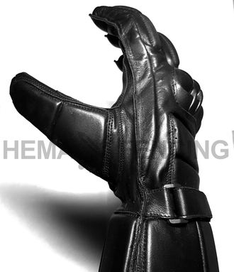 Hema fencing gloves