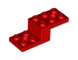 Bracket 5 x 2 x 1 1/3 with 2 Holes, Red (11215 / 6029952)