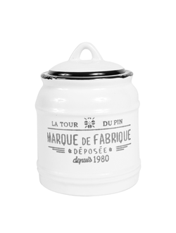 Банка для специй FABRIQUE GREY 90CL Керамика Comptoir de Famille