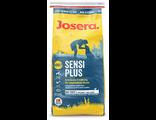 Корм для взрослых собак с чувствительным пищеварением Josera SensiPlus, 15 кг, Протеин – 24%, Жир – 12%, производство Германия