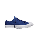 Синие низкие кеды Converse All Star II Sodalite Blue - 150152C