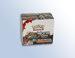 Pokemon. Sun&Moon - Crimson Invasion Booster Display