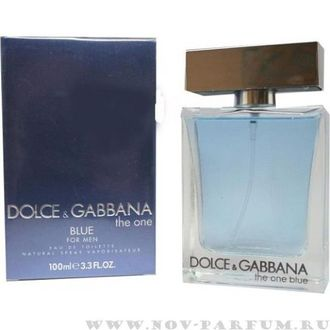"D&G ""The One Blue"" for men 100ml"