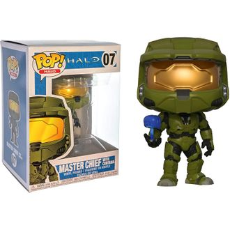 Фигурка Funko POP! Vinyl: Games: Halo: Master Chief with Cortana