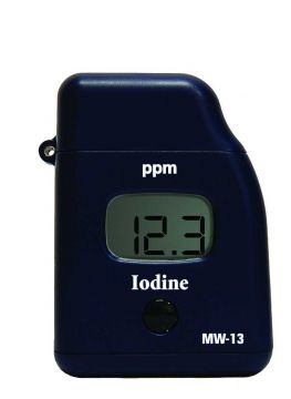 Фотометр Milwaukee MW13,  йод.