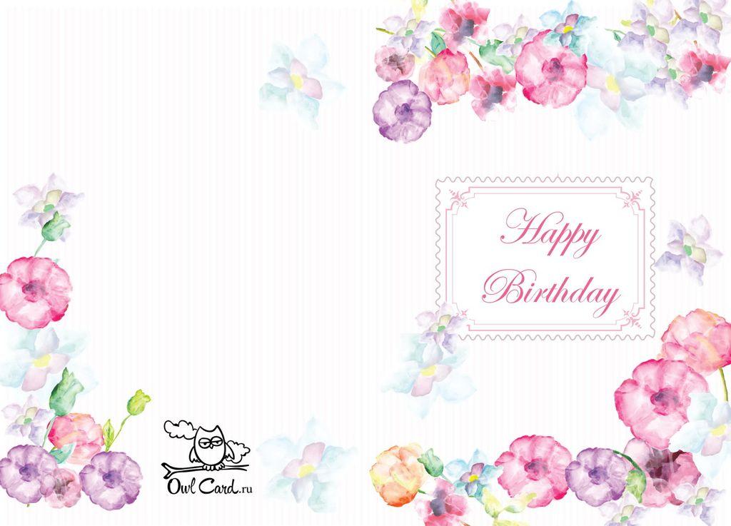Видео открытка маме на день рождения своими руками