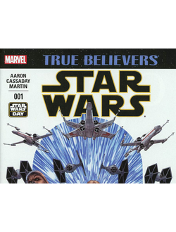 True Believers: Star Wars #1