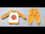 Костюм Лиса-хохлома жёлтый