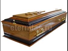 Гроб элитный Русский VIP R-023