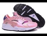 Кроссовки Nike Huarache Aloha Pack розовые