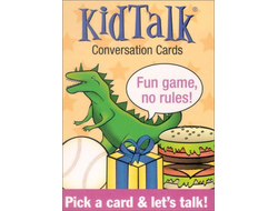 Kid Talk Conversation Card