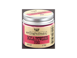 """Vintage Pink"" mica powder,  Prima marketing"