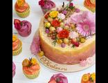 "Торт ""Бисквитный""/ Vanilla Cake"