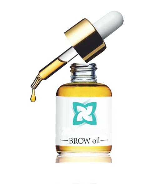 Масло для роста ресниц и бровей Brow-OIL (Броу ойл) Nikonorova